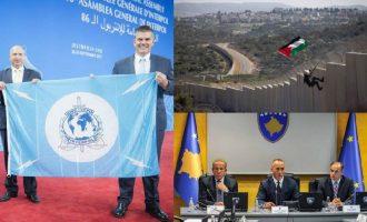 """Palestina """"shtet në luftë"""" shënon sukses para Kosovës shtet i sigurtë"""