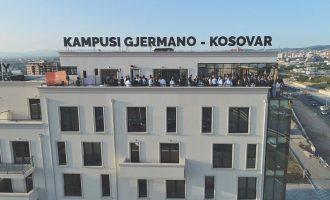 """Hapet shkolla e mesme profesionale Gjermano-Kosovare """"Bau Academy"""""""