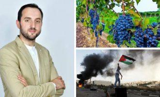Kandidati për kryetar të Rahovecit vazhdon të merret me Izraelin dhe Palestinën