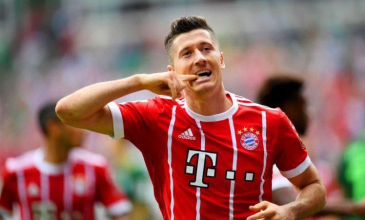 Bayern Munich: Kaq kushton Lewandowski