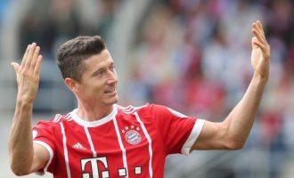 Lewandowski pritet të transferohet në Premierligë