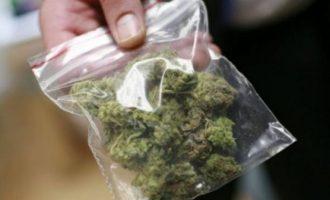 Policia gjen tri qese me marihuanë në Prishtinë