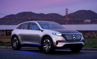 Mercedes investon në makina elektrike