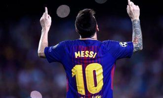 Super Messi, shënon 4 gola në fitoren e Barcelonës [video]