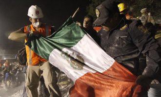 Meksika goditet edhe nga një tërmet