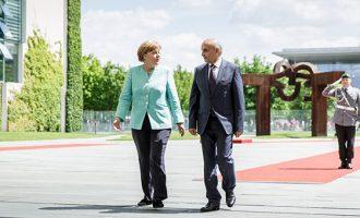Edhe LDK-ja i uron sukses CDU-së së Merkelit