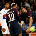 Neymar ankohet te presidenti i PSG-së për Cavanin