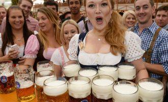 Nis festivali i birrës në Mynih