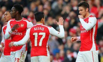 Formacioni zyrtar i Arsenalit – starton Sanchez