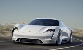 Mission E quhet makina e parë elektrike e Porsche