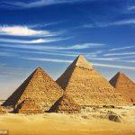 Zbulohet se si janë ndërtuar piramidat në Giza