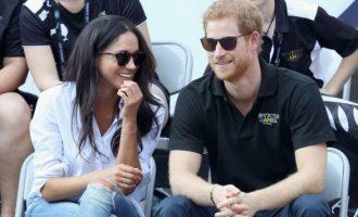 Princi Harry bën paraqitjen e parë publike me të dashurën