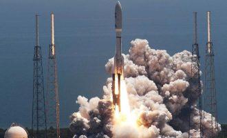 SHBA lanson satelit zbulues