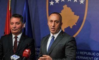 Zyra e Kryeministrit insiston se Haradinaj ka të drejtë mbi gazetarët