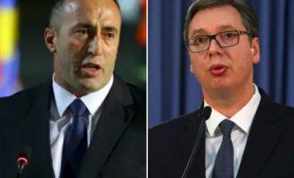 Haradinaj, një armik i dobishëm për Vuçiqin