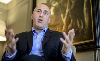 Haradinaj takohet në odë me njërin nga reperët e njohur