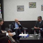 """Ministri Rikallo flet për """"fuqizimin e sektorit të bujqësisë"""""""