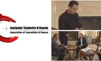Vetëm mediumi i Rrahim Pacollit ishte prezent gjatë nënshkrimit të marrëveshjes, reagon AGK-ja