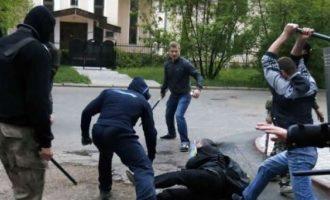 Turqit rrahen fort mes vete në Shkup