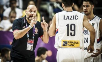 Serbia pëson disfatën e parë në Kampionatin Evropian