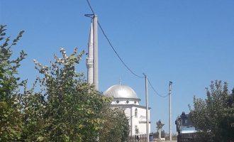 100 amvisëri të fshatit Dyz përfitojnë rrjet të ri elektrik