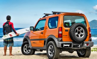 Suzuki Jimny 4×4, model i performancës dhe stilit