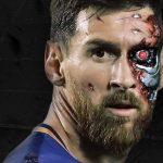 """""""Messi terminatori i futbollit"""""""
