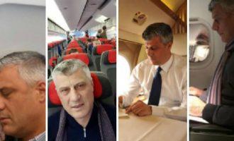"""Gjumë dhe punë në """"economy class"""" – udhëtimet ajrore të presidentit"""