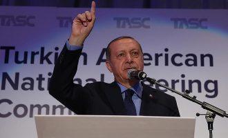 """Erdogan kritikon ashpër përdorimin e shprehjes """"terror islamik"""""""