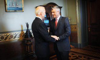 Thaçi dhe gatishmëria e tij për të reaguar në mbrojtje të Izraelit