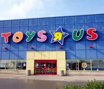 """Lodrat """"Toys 'R' Us"""" drejt falimentimit"""