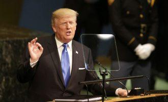"""Trump kërcënon me """"shkatërrim total"""" Korenë e Veriut"""