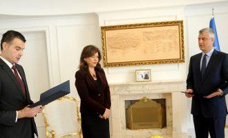 Thaçi emëron përfaqësuesin e Listës Serbe anëtar të ri të KQZ-së
