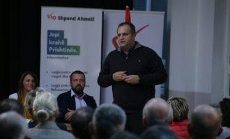 Ahmeti: Zotimet tona prodhojnë barazi