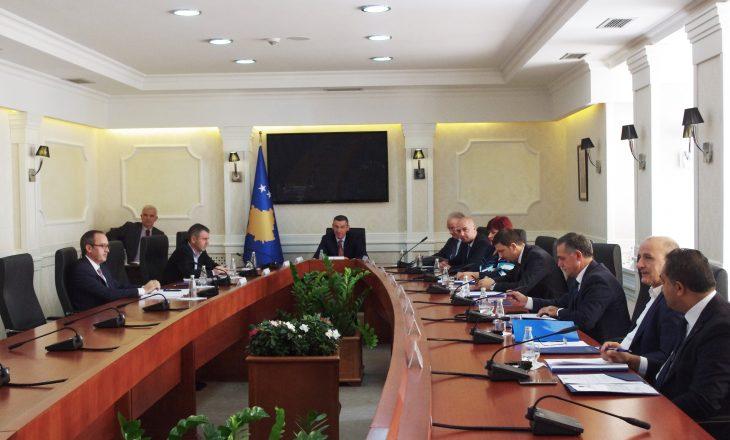 Kryesia të hënën shqyrton ligjin për Presidentin dhe atë për Prishtinën