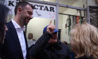 """Abrashi premton zgjidhje të problemit për zhurmat nga lokalet te """"Qafa"""""""