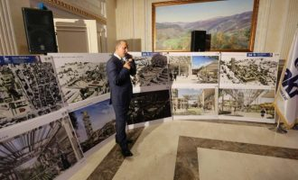 Pacolli: Vizioni ynë ofron alternativë ndryshe për Prishtinën