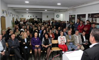 Lutfi Haziri: E kemi larguar depresionin ekonomik dhe politik prej Gjilanit