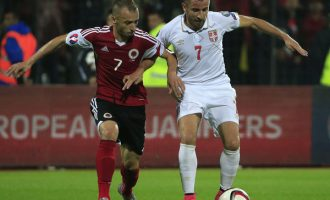Futbollisti i Partizanit të Beogradit: Të mbyllim veshët siç bëmë kur u luajt Shqipëri-Serbi