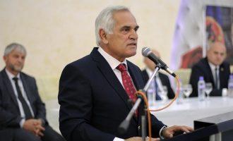 Anadrinia i japin mbështetje të fortë kandidatit Hatim Baxhaku