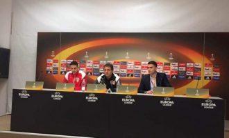 Trajneri i Skënderbeut: Ndaj Partizanit të Beogradit kemi vetëm një objektiv, fitoren