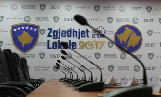 KQZ-ja publikon formularët e përputhjes së rezultateve të rivotimit në Istog