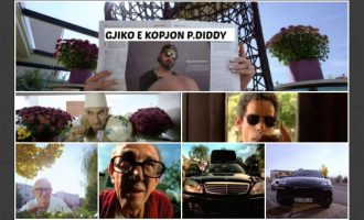 Papuqe Kopje – Videoja e Gjikos e vjedhur nga P.Diddy