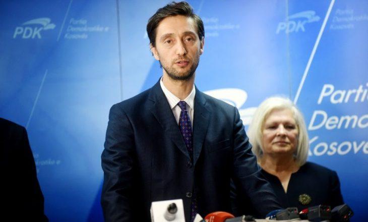 Prin Haskuka, por nënkryetari i PDK-së ende shpreson për fitore në Prizren