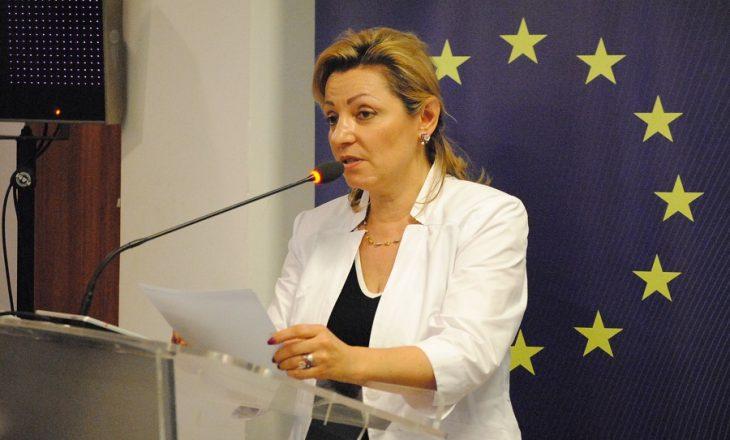 Apostolova mirëpret votimin e projektligjeve  Vota konfirmon përkatësinë evropiane të Kosovës