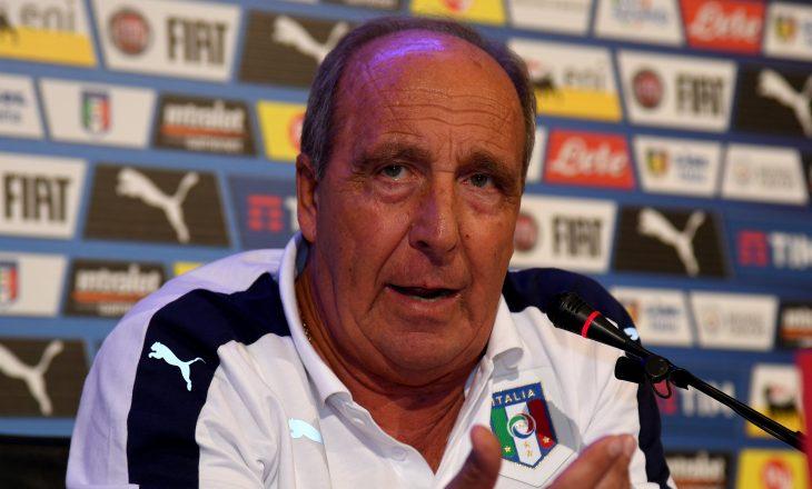 Ventura befason me deklaratë pas dështimit për ta çuar Italinë në Kupën e Botës