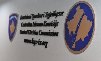KQZ tregon numrin e votuesve deri në ora 15:00