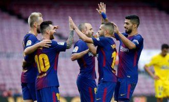Barcelona befason me përforcimin e ri (Foto)