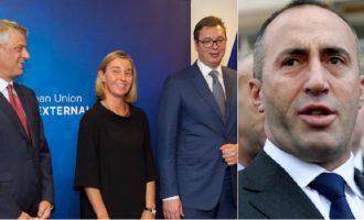 Përgjigja e BE-së për përfshirjen e SHBA-ve në dialogun Kosovë-Serbi