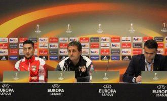 Daja synon tri pikë kundër Partizanit të Beogradit